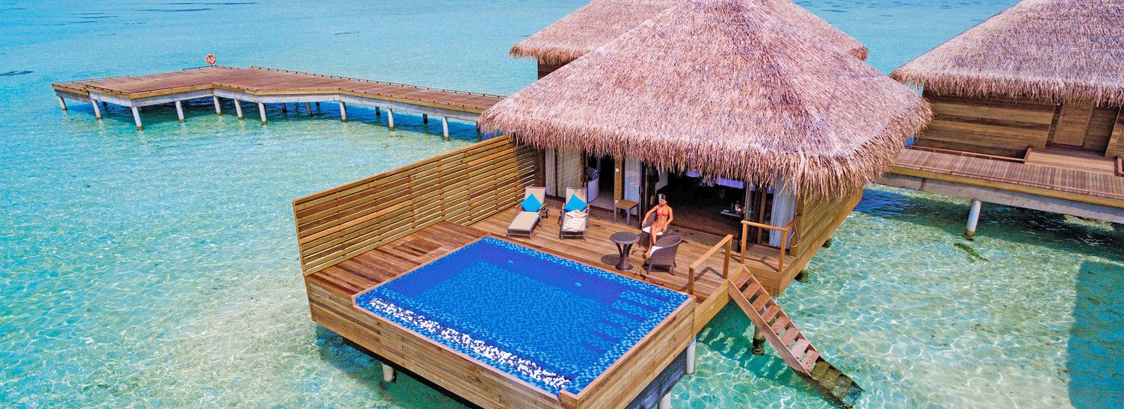 Design Resort 5* sulle spiagge maldiviane