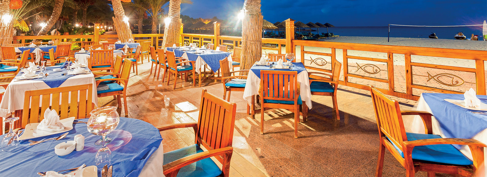 Resort 5* direttamente sulla spiaggia