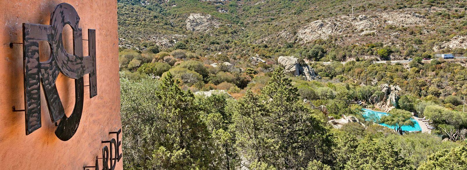 Pace e tranquillita' in un'oasi naturale