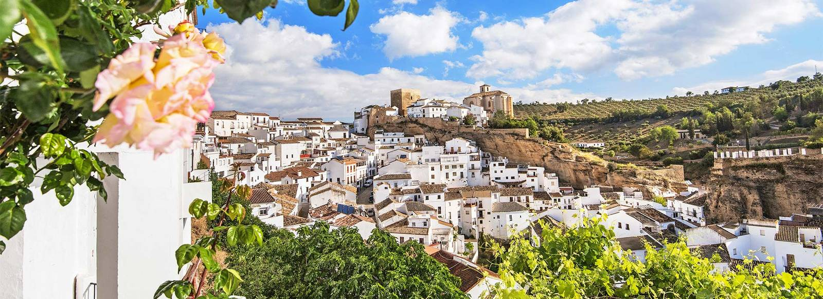 Il fascino dell' Andalusia