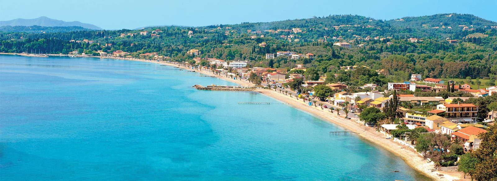 Affacciato sul mar Ionio