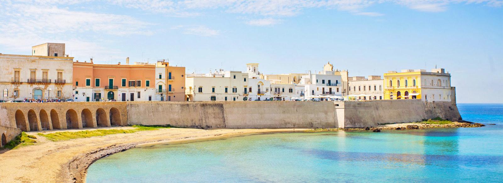 Viaggio guidato tra i sapori di Puglia
