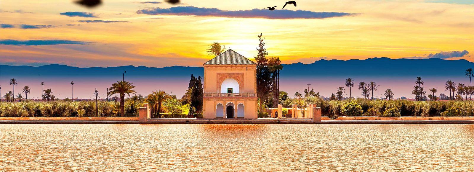Trekking attraverso le montagne e i villaggi del Marocco