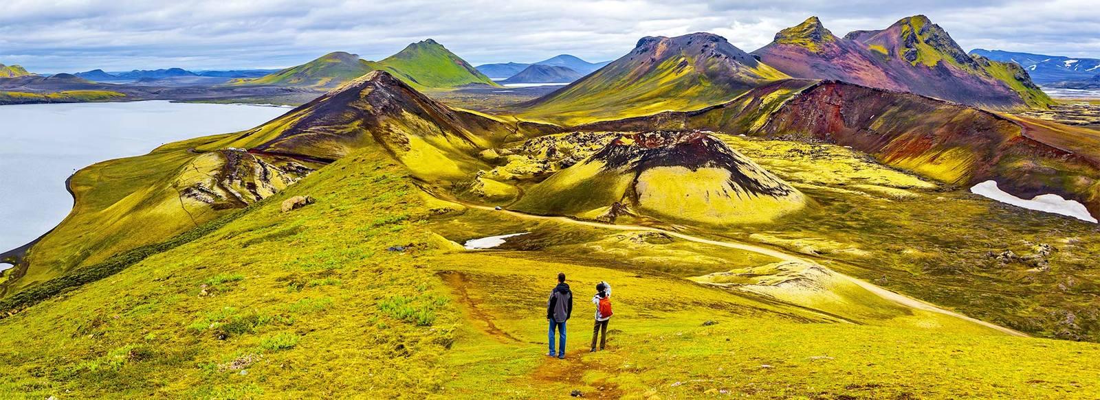 Alla scoperta della natura islandese