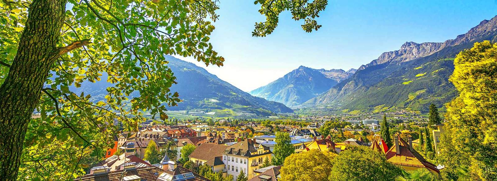 Pedalando dal Tirolo al Lago di Garda