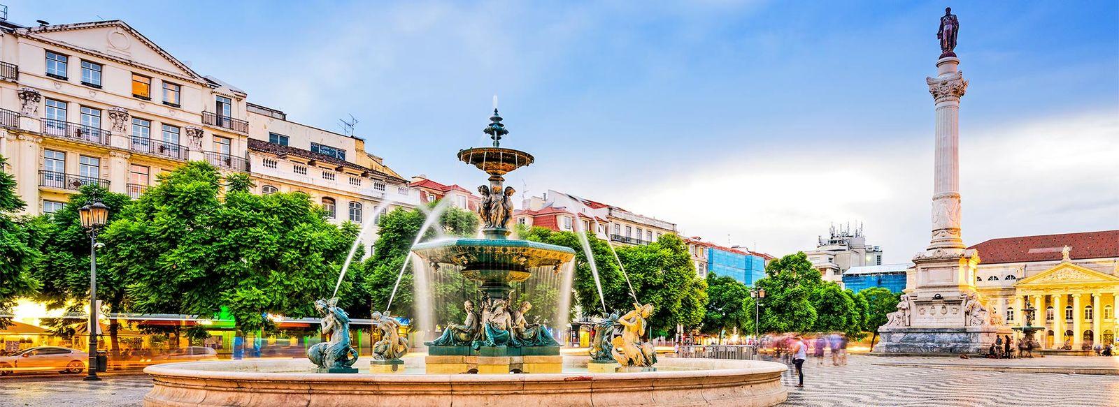 Costeggiando l'Oceano Atlantico a Lisbona