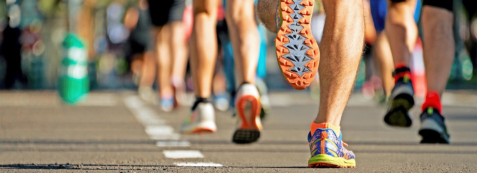 Maratona all'ombra del Partenone