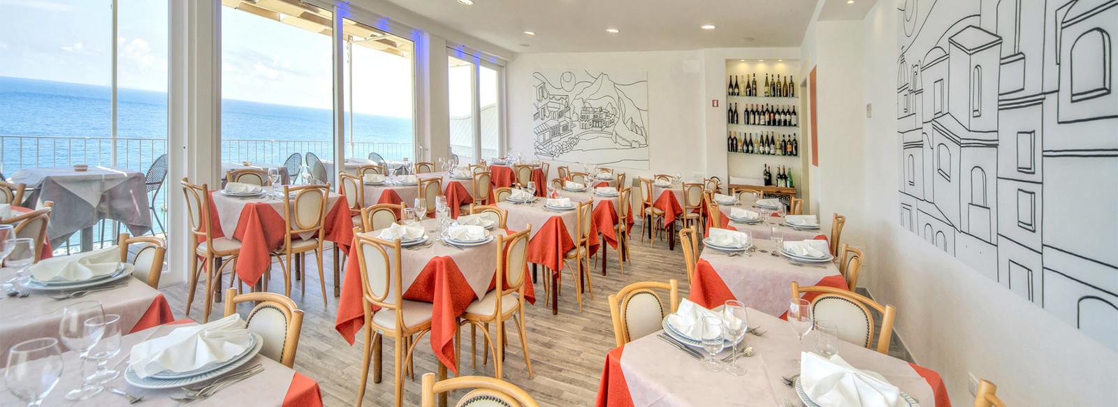 Hotel 3* con vista panoramica sul mare