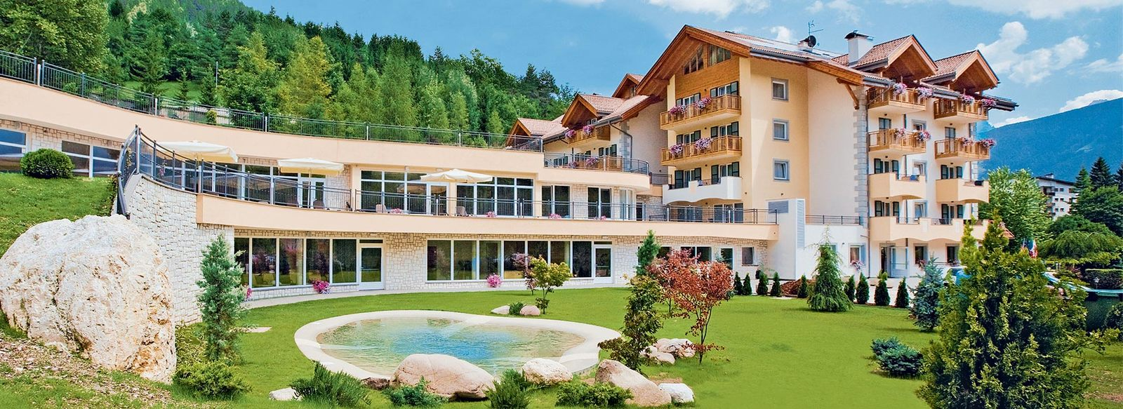 Family & SPA Resort in Val di Fiemme