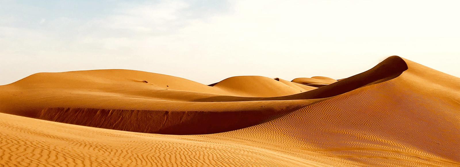 Attraversa l'Oman dal deserto all'Oceano