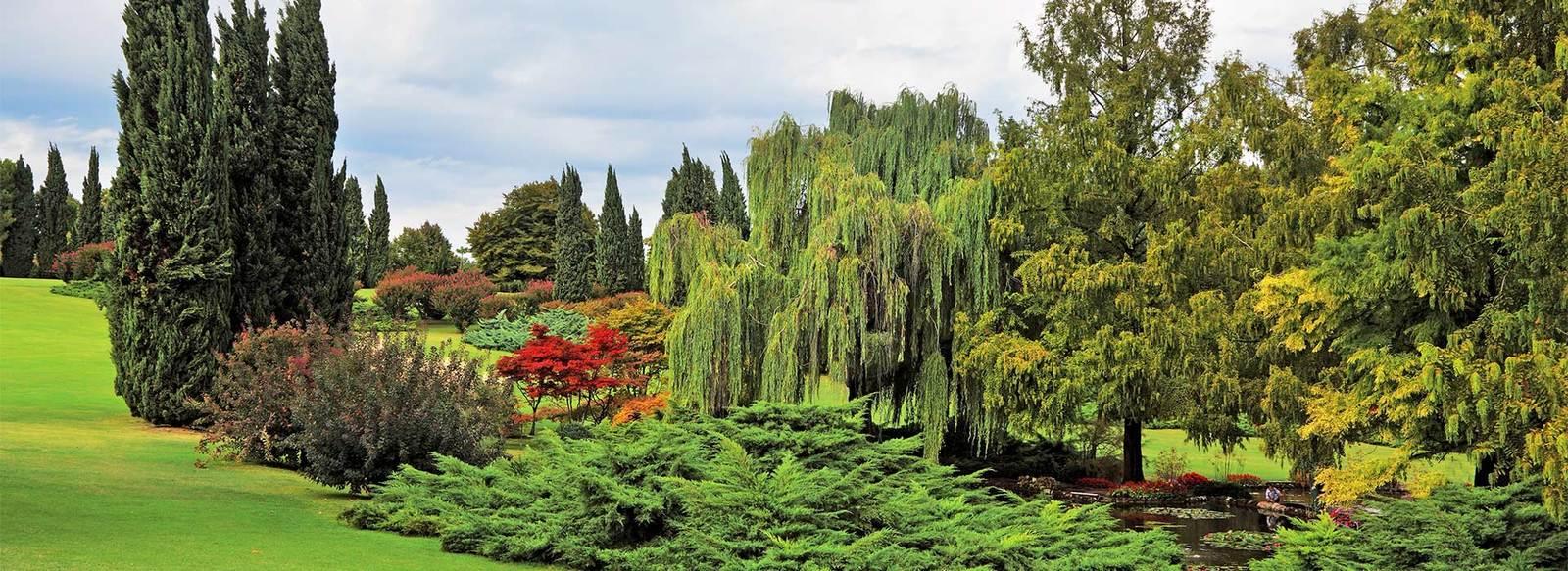 Immergini nella natura del paradisiaco Parco Giardino Sigurtà