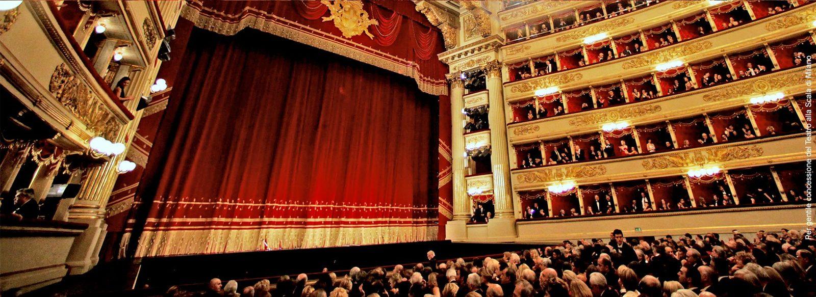 Per gentile concessione del Teatro alla Scala di Milano