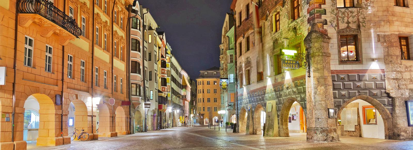 Soggiorno a Innsbruck con ingresso alla Funivia della Nordkette