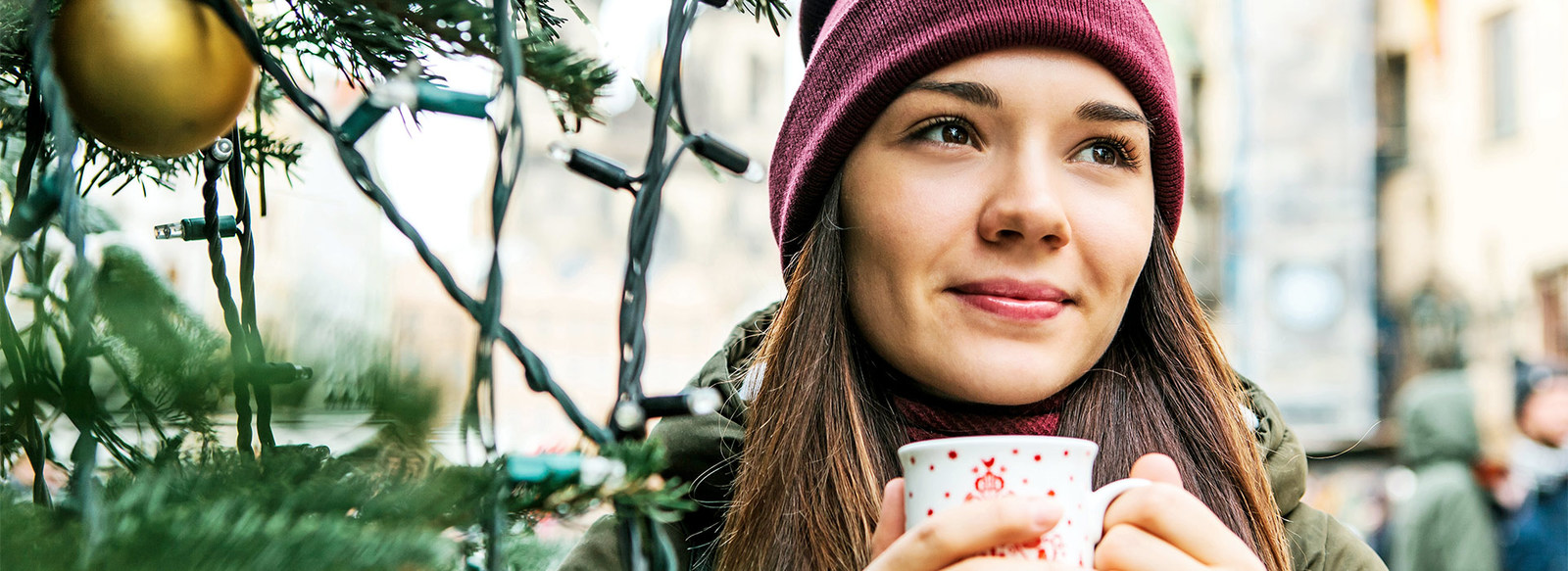 La magia del Natale a Innsbruck con degustazione di vin brulè e tazza in omaggio