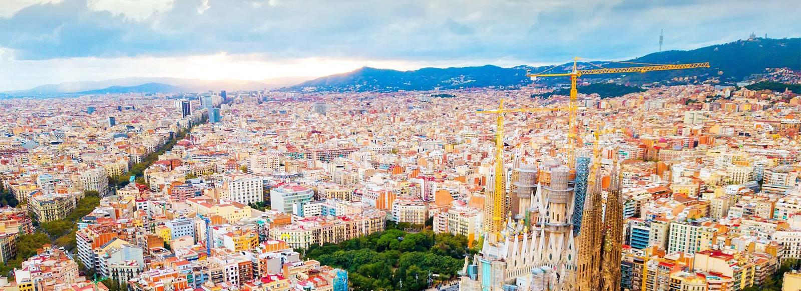 Tour di Barcellona