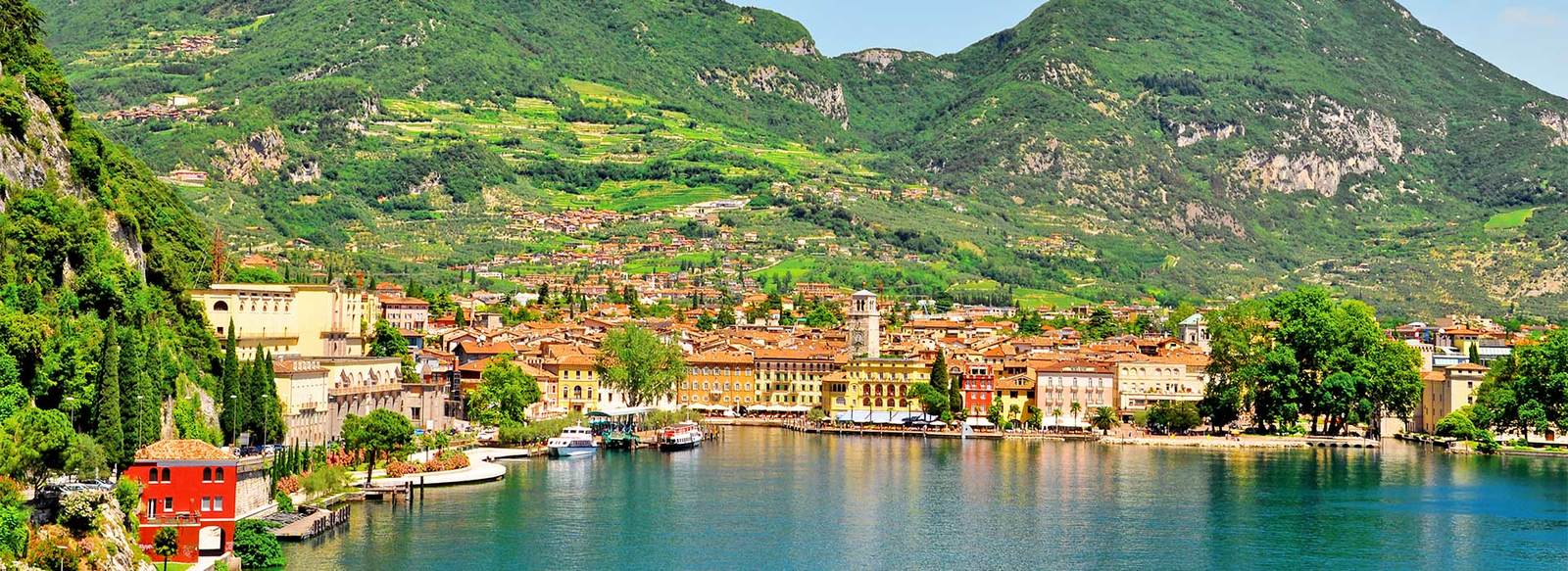 Cheap & chic, con vista sul lago di Garda