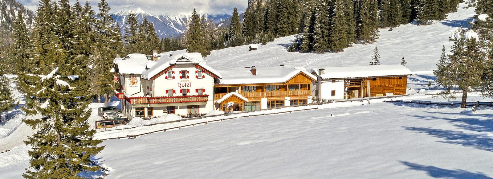 Hotel di lunga tradizione