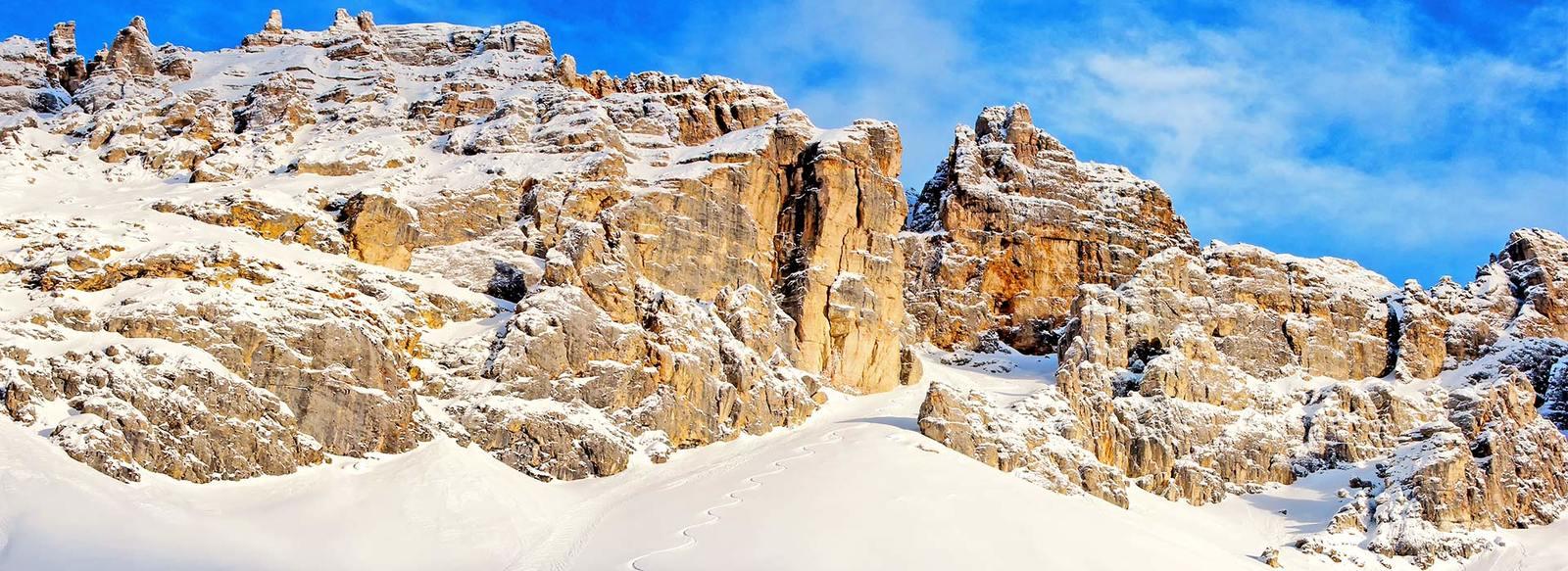 Per famiglie, nel paradiso escursionistico delle Dolomiti