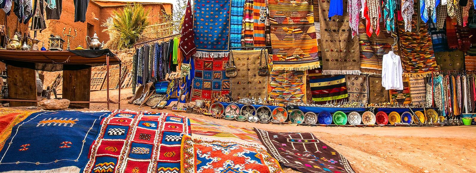 Trekking in famiglia a Marrakech