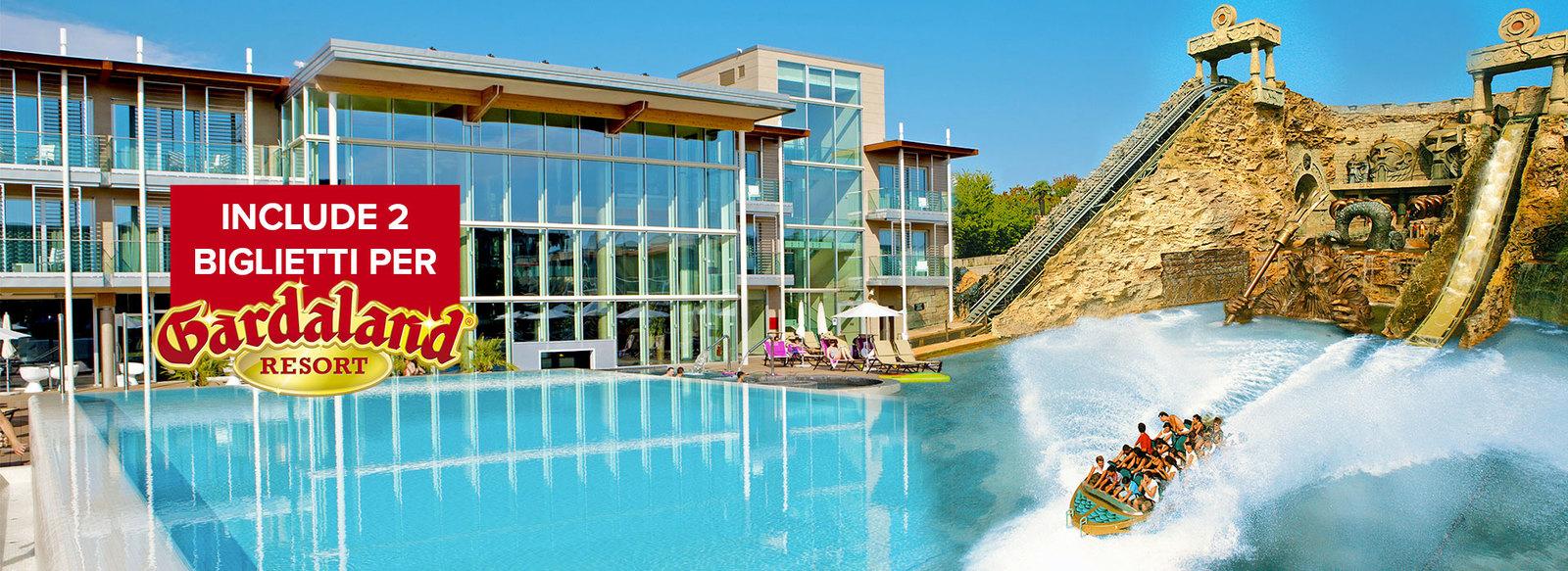 Top Spa Hotel sul Lago di Garda