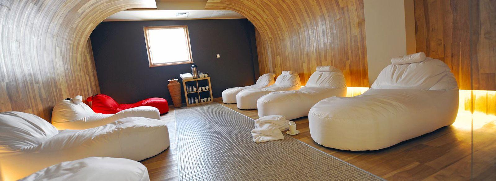 Wellness in design hotel
