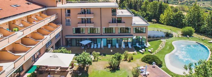Resort immerso tra le colline Fiorentine
