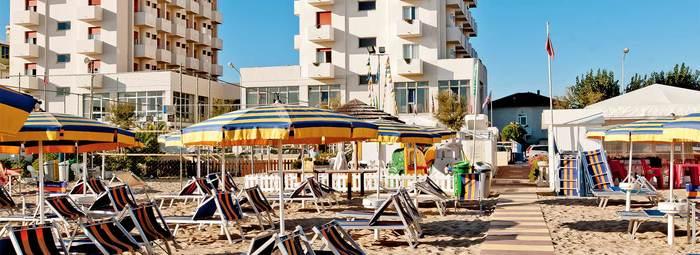 3*S direttamente sulla Spiaggia di Velluto