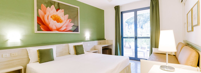 Relax, divertimento e benessere in Resort 4*