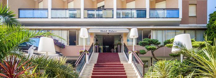 Hotel nel cuore della pineta