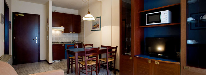 Appartamenti fronte mare