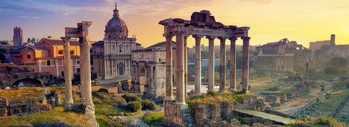 A 5 km da Città del Vaticano
