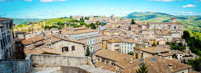 A 8 km da Perugia