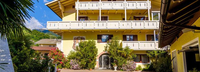 Un'oasi di benessere nel cuore di Lana in Alto Adige