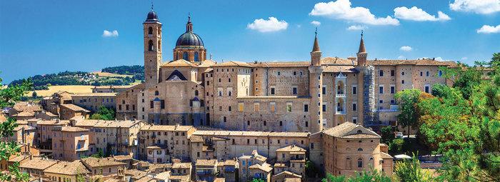 Ospitalità, quiete e cordialità a Urbino