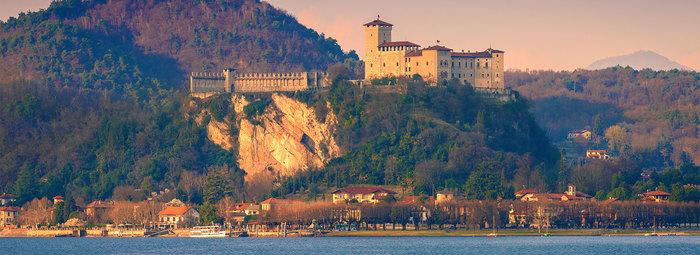 A 3 km dal Lago Maggiore