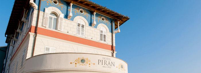 Nel centro di Pirano