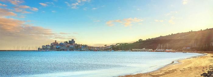 Vista panoramica sull'Argentario