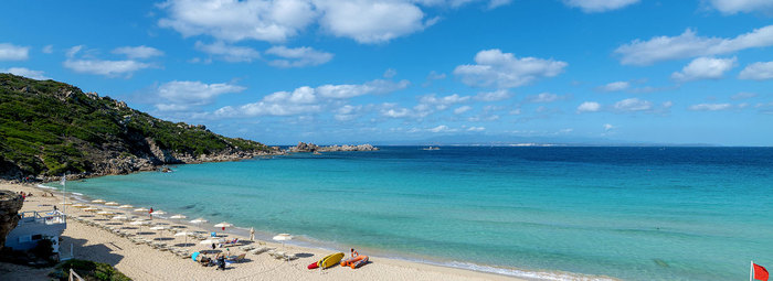Ideale per scoprire il Nord della Sardegna
