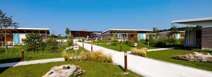 Villaggio Ecologico nella natura