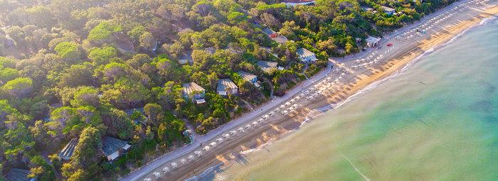 Cottage in parco naturale affaciati sul mare
