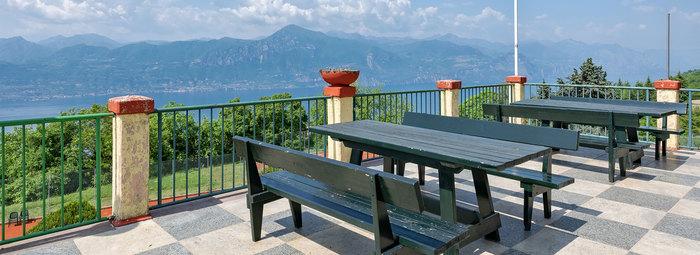 Tra la montagna e il Lago di Garda