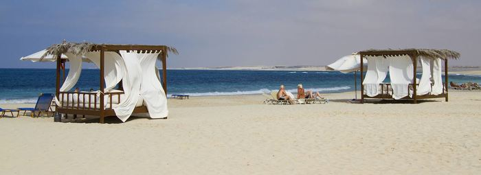 Nella splendida Almaza Bay