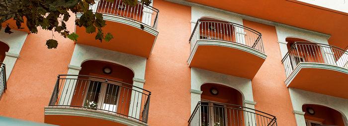 Moderno 3*S sulla Riviera Romagnola