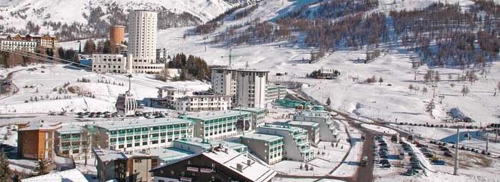 Village Resort nella Via Lattea