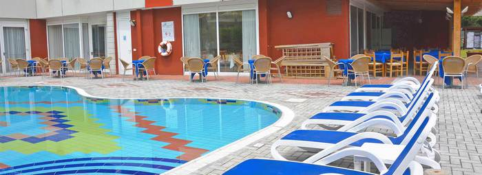 Wellness 4* in stile Liberty