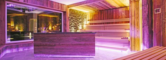 Wellness in Val Passiria
