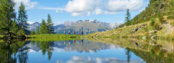 Nella valle più ecologica d'Europa