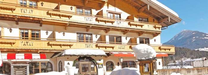 Gestione familiare nel cuore del Tirolo