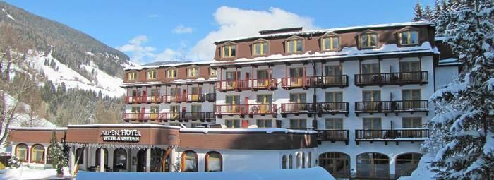 All Inclusive light in family hotel in Alta Pusteria