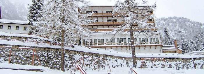 Family Village sulle Dolomiti ideale per gli sportivi